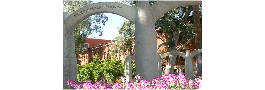 Women's Plaza of Honor