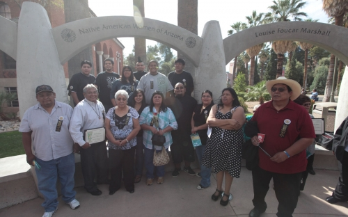 Guests from Salt River Pima-Maricopa Indian Community