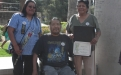 Honoree Dorothy Lewis from Salt River Pima-Maricopa with family and friends (2)
