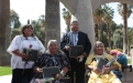 Honorees and relatives from the San Carlos Apache Tribe (2)